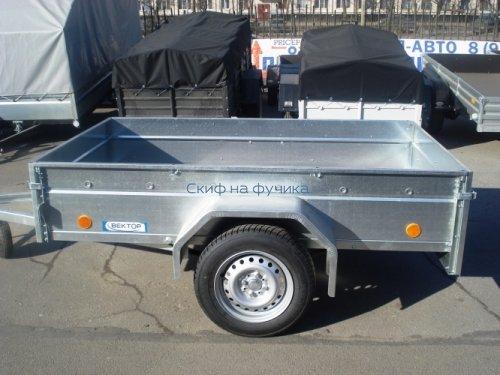 Прицеп ЛАВ 81011вв Вектор