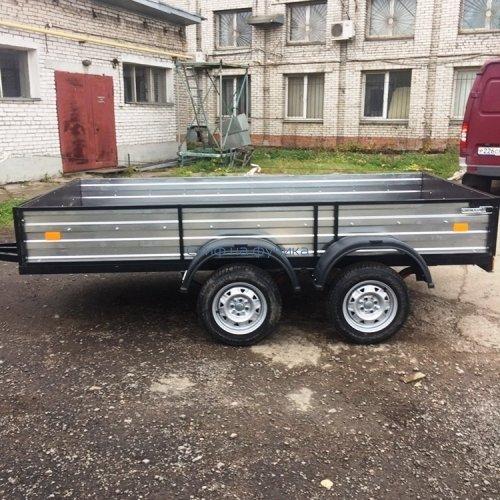 Скиф-Мустанг 325-2 осный