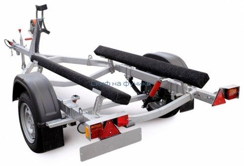 Прицеп МЗСА 81771b.101 для лодки