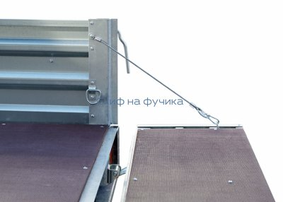 Тросы ограничительные (комплект) МЗСА 8535.0003