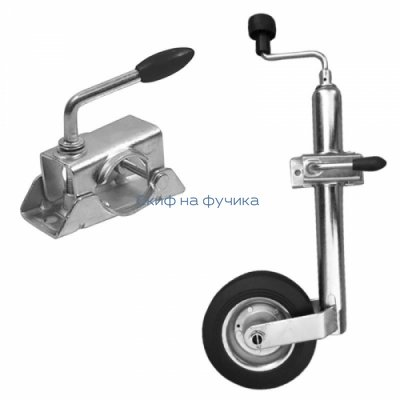 Опорное колесо TR-06