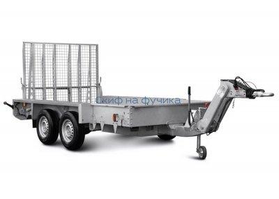 Прицеп для перевозки спецтехники МЗСА 842122.314