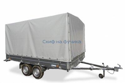 Прицеп ЛАВ 81013d Вектор