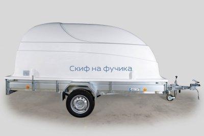 Прицеп ЛАВ 81011с Вектор