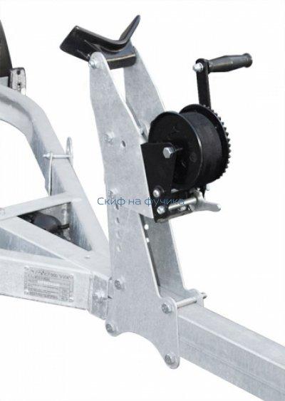 Прицеп МЗСА 81771а.101 для гидроцикла